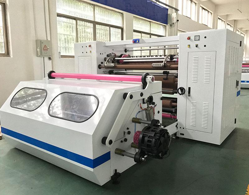 Equipos para la producción de cinta adhesiva