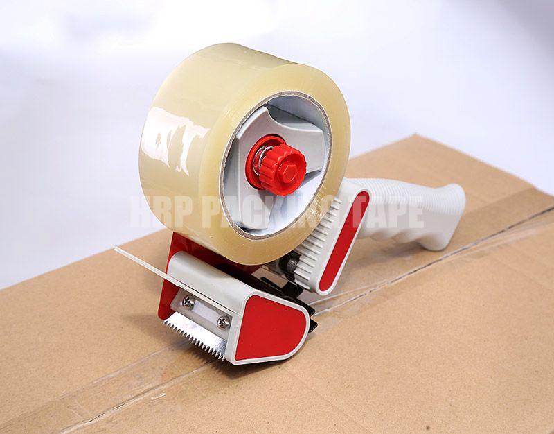 cinta de empaque transparente