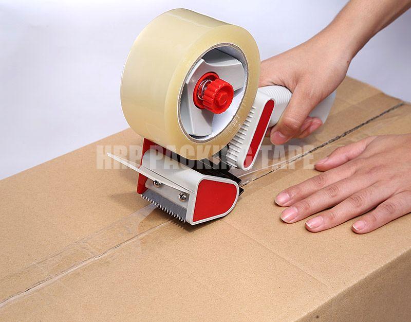 cinta de polipropileno con adhesivo acrilico
