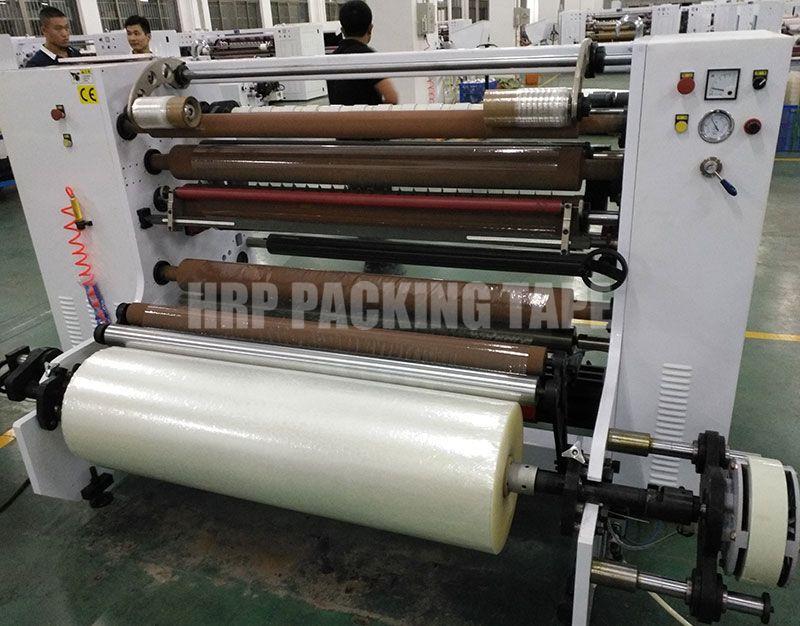 Cortadoras rebobinadoras de cintas adhesivas
